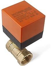 2-weg Zoneklep Kogelkraan Afsluiter DN25 G1 inch AC 230V Tweewegklep Schakelklep Elektrische Klep 0 ~ 6bar [Energieklasse A]