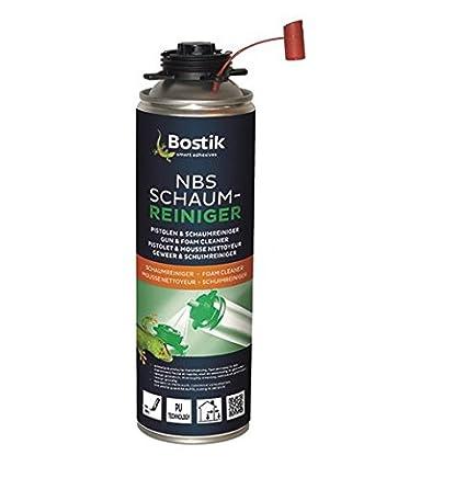 Bostik NBS limpiador de espuma de poliuretano limpiador de espuma de 500 ml NBS lata