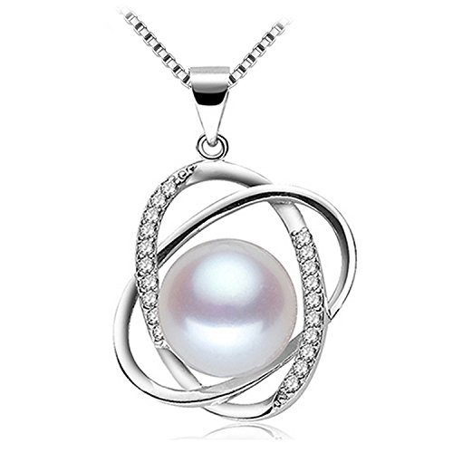 SuperLouisa Fashion pearl jewelry necklaces & pendants Pearl necklace women accessories Wholesale,jewelry box - In Ar Outlets Rock Little