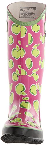 Apple Bogs Rain Boot Women's Green Solid AR6rqnaXR