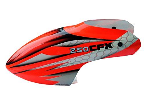 Microheli Airbrush Fiberglass Snake Eyes Canopy - Blade 250 CFX