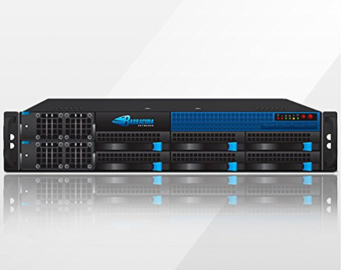 BSF1000A - Barracuda Spam & Virus Firewall 1000