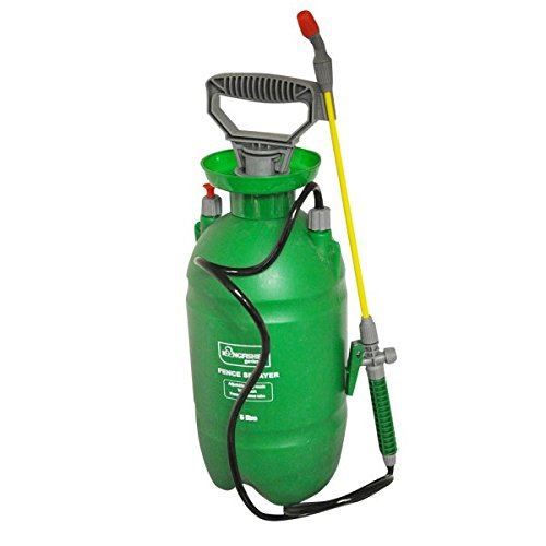 Kingfisher PSFENCE 5 Litre Fence Pressure Sprayer - Green