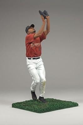 Astros // Red Carlos Lee McFarlane MLB Series 22 // Carlos Lee