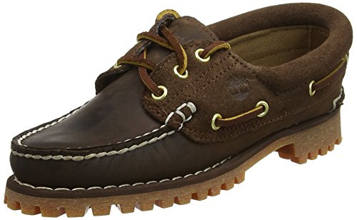 Soil Potting Marrón Mujer With Mocasines Timberland 931 Heritage Suede para Saddleback f7wTBx
