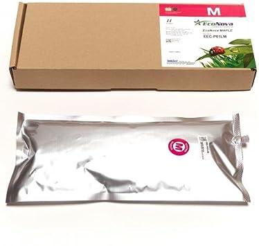 InkTec Bolsa 1 litro de Tinta Eco-solvente Magenta para Mimaki, Tinta EcoNova Maple by: Amazon.es: Electrónica