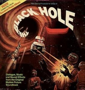 The Black Hole - Dialogue Music And Sound Effects by Vista Records / Disneyland Records