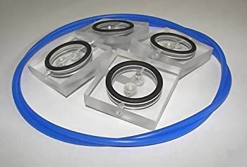 Double Sided Vacuum Clamp Pod Set