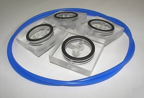Double Sided Vacuum Clamp Pod Set by ClampuSystems