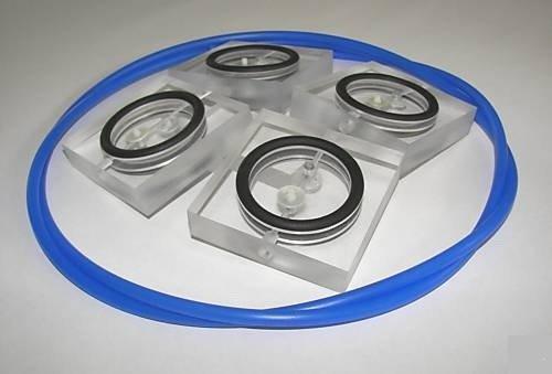 Double Sided Vacuum Clamp Pod Set
