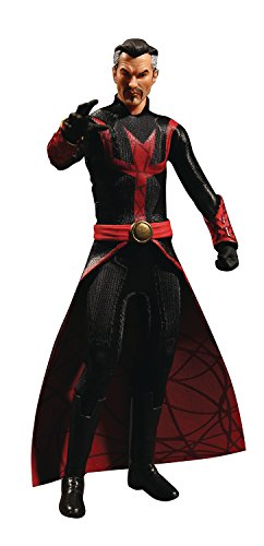 Marvel Now Deadpool Costume - Mezco Toys One:12 Collective: Marvel Doctor Strange (Defenders Version) Action Figure