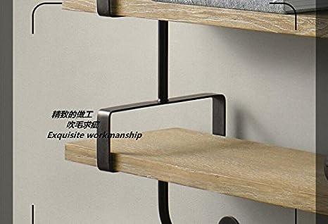 Decorazione Armadio Fai Da Te : Armadio mensole legno mensola ferro word separatore staffa di
