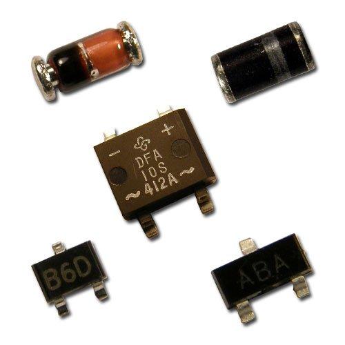 [해외]Diodes Inc 고속 SPIED 100V SMD (표면 장착형) 스위칭 다이오드 SOT-23 (연속 스트립 25)/Diodes Inc HIGH SPEED 100V SMD (Surface Mount) Switchin