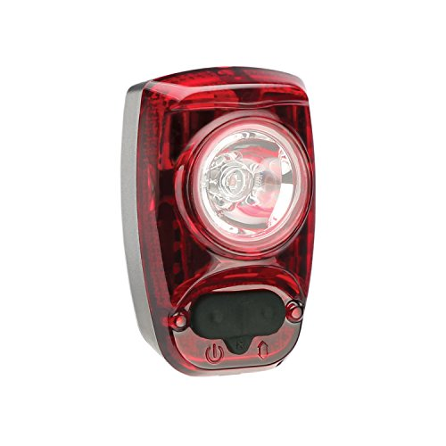 Price comparison product image CygoLite Hotshot 50 lm USB Rechargeable Bicycle Tail Light
