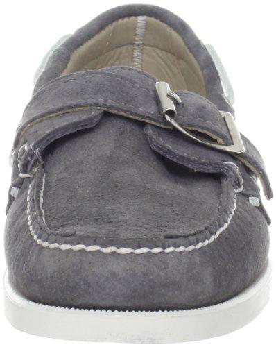 M Shoe Us 10 Gray Harthaven Boat Women's Sebago Suede 0wCnRR