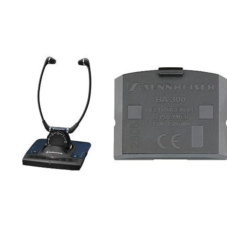 Sennheiser SET840 -TV RF Stereo TV Assistive Listening Headphones System