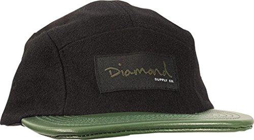 diamond supply co black and green - 8