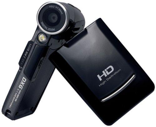 DXG DXG-569VK 5.0 Megapixel Ultra-Slim High-Definition Digit