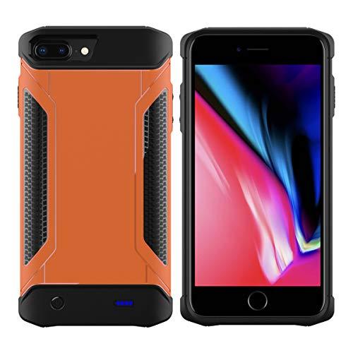 Torubia orange iphone 8 case 2019