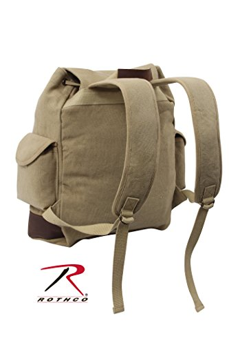 Rothco 8706 Vintage Expedition Rucksack product image