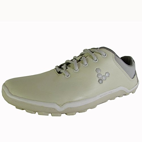 Vivobarefoot Women's Hybrid Golf Shoe,White/White,39 EU/8.5 M US