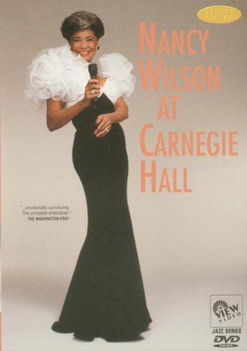 NANCY WILSON at Carnegie Hall