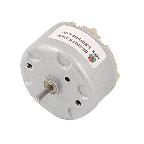 3-12V 18000rpm velocidad rotatoria de alto par de cilindros de reparación de piezas de motor DC - - Amazon.com