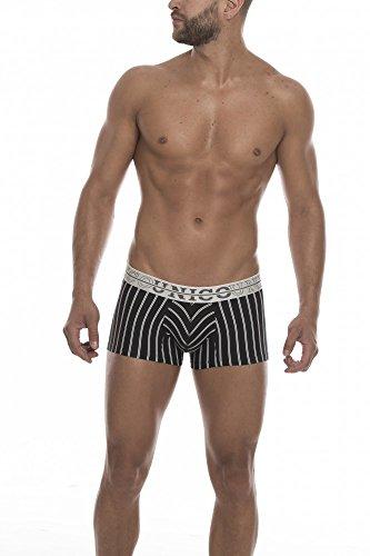 MUNDO UNICO Pants (schwarz/weiss)