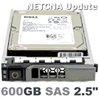 07T0DW Dell 600-GB 6G 10K 2.5 SAS w/G176J Compatible Product by NETCNA
