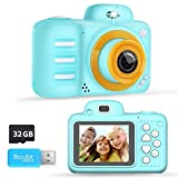 Best Kids Digital Cameras - Phankey Kids Camera,Kids Digital Camera for Boys Girls Review