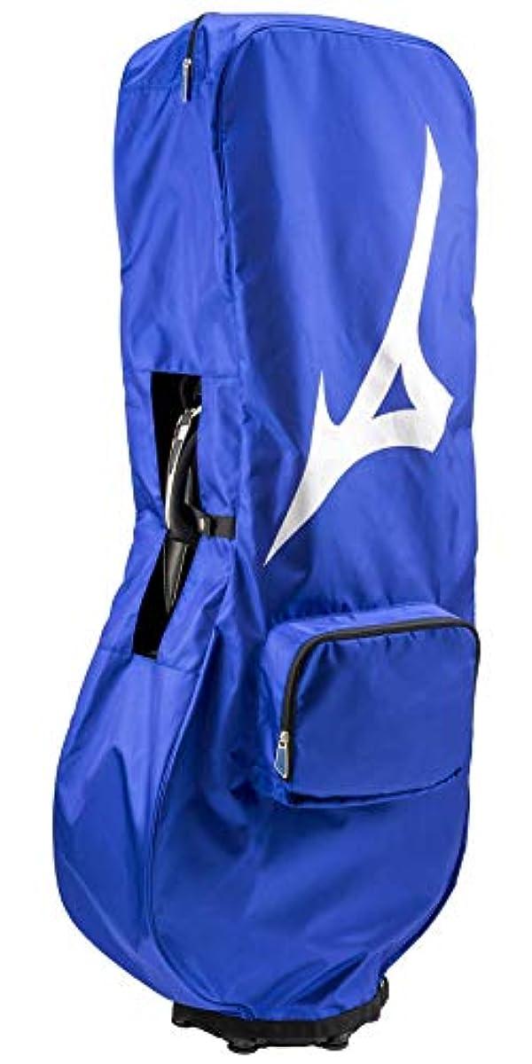 [해외] MIZUNO(미즈노) 골프 트래블 커버 편안히 씌워 타입 9.5타입(47인치 대응) 맨즈 5LJT190100