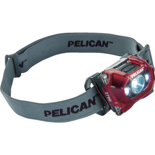 Pelican 2760 Headlamp (Red) ()