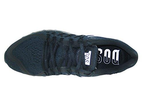 Nike Mens Air Max 2015 Scarpe Da Corsa Nere Dos Nero / Bianco / Nero 8,5 M Us
