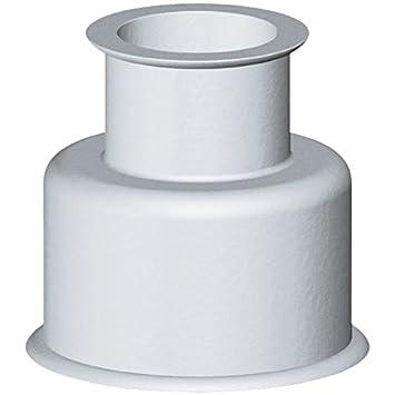 Gripp – Muffe Doppel WC Grand Modele 30 x 65 weiß 2205-b lose Ref ...