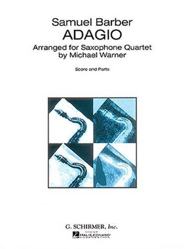 String Arrangement (Adagio for Strings (Arrangement for Saxophone Quartet))