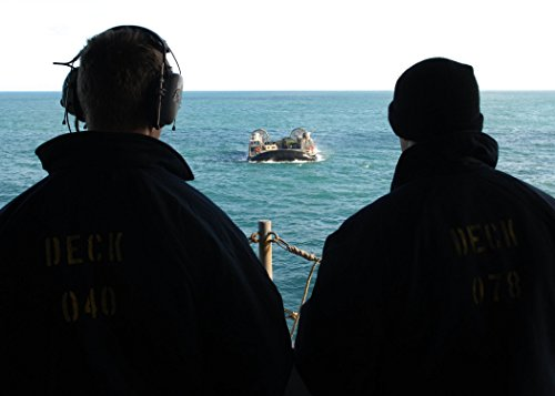 Home Comforts Sailors aboard the multi-purpose amphibious as