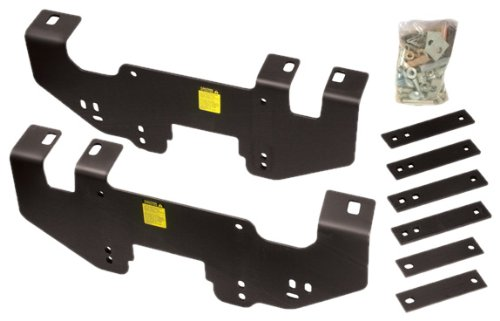 Reese 50082 Fifth Wheel Custom Quick Install Brackets - Ford F-250/F-350 Super Duty '99-'10