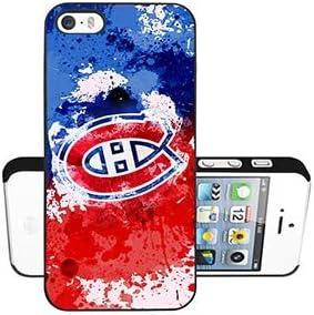 Nhl-iphone 5S Coque Canadiens de Montréal iPhone 5 Couverture de ...