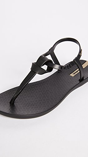 Black Ipanema black Women's Ellie Flat Sandal wqRqIp