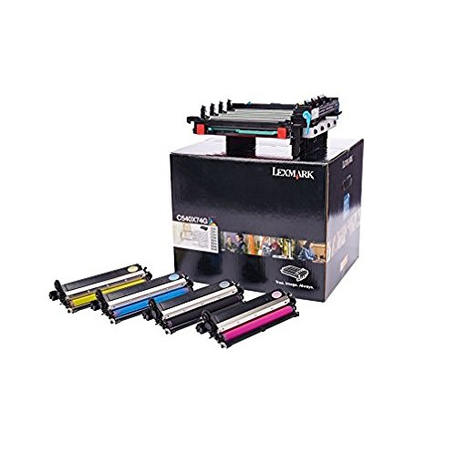 C54x X54x Black and Colour Consumable Type Imaging Kit Yield 30000 pages Printer Technology ()