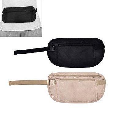 Mophorn 1pc travel storage bag money security purse cards waist belt