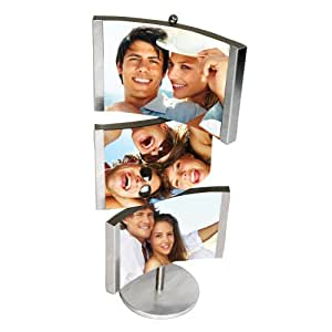 CUPECOY DESIGN Revolving Metal Photo Frame