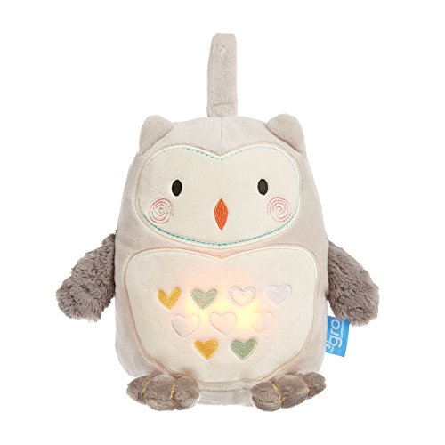 Ollie The Owl Sound & Night Light by The Gro Company