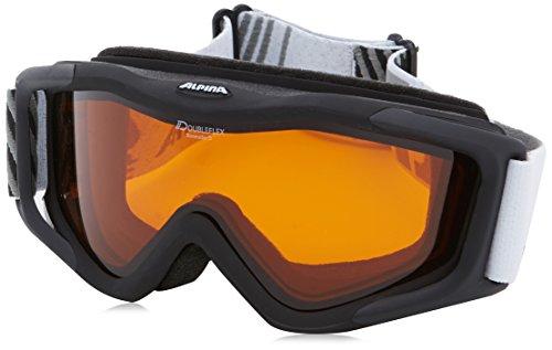 Alpina Lunettes de ski bonsider d noir - Noir