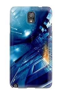 MMZ DIY PHONE CASENew Fashion Premium Tpu Case Cover For Galaxy Note 3 - Cgi 3d