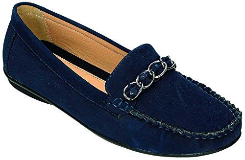 donna Blu ConWay Blu stringate Scarpe Blu Blu 407p0E