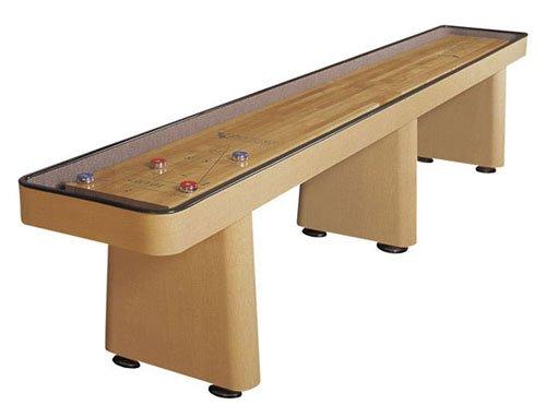 Venture 9 Foot Challenger Shuffleboard (Challenger Shuffleboard Table)