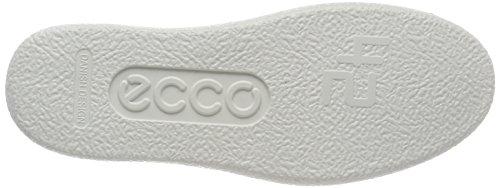 ECCO Soft 1, Scarpe da Ginnastica Basse Uomo nero