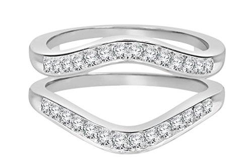 Round-Cut Real Diamond Solitai