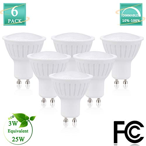 3W Gu10 Led Lights in US - 6